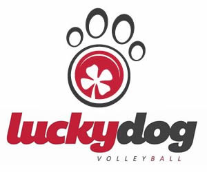Lucky Dog Volleyball